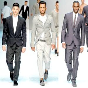 Чоловіча мода: основні постулати