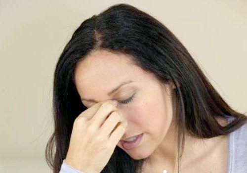 Причини і лікування набряку носа