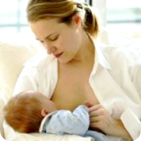 Дитина відмовляється від грудного молока
