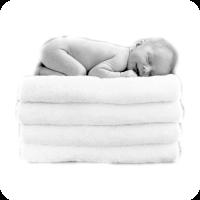 Скільки пелюшок потрібно новонародженому?