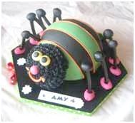Фото - торт павучок