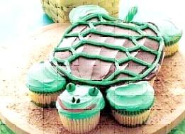 Фото - торт черепаха