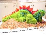 Фото - торт динозавр
