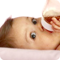 Кропова вода для новонароджених