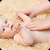 Зарядка для новонародженого